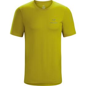 Arc'teryx Emblem SS T-Shirt Herre midnight sun